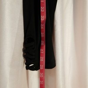 Hot Kiss Pants - Calf length leggings